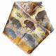 Neck Wrap in Buffalo Light