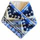 Neck Wrap in Trailhead Blue