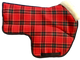 Highland Cross Country in Red Plaid (Clan Stewart)