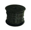 Tracer Wire, 12 AWG, 30 mil HDPE black Jacketing, 2500' reels