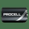 Procell Alkaline D 1.5V