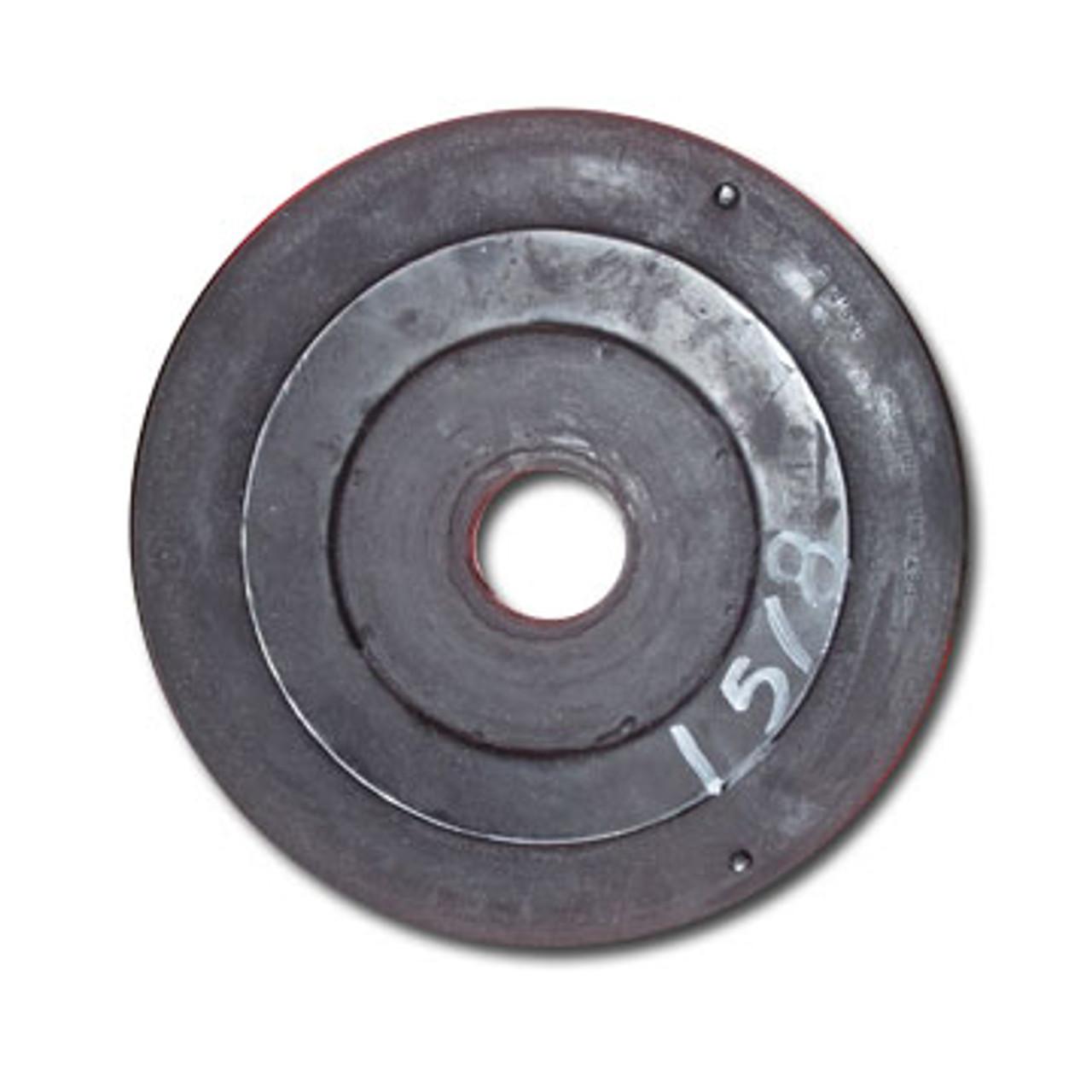 "RW 1.62 Rod Wiper 1.62"" Rod Size 2.06"" Fits DW JT1720 and VM 16x20, 24x26, D24, 12x20, 18x22"