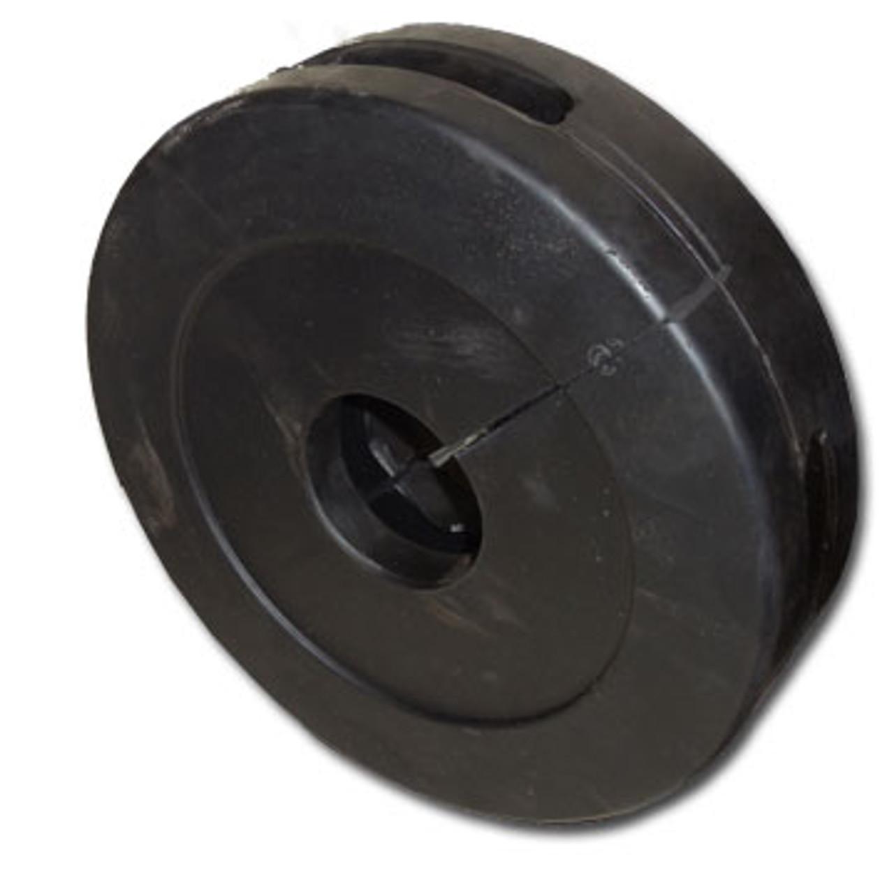 """DD RW9-112D Split Rod Wiper Rod Size 1.66"""" Fits JT922, 1220"""