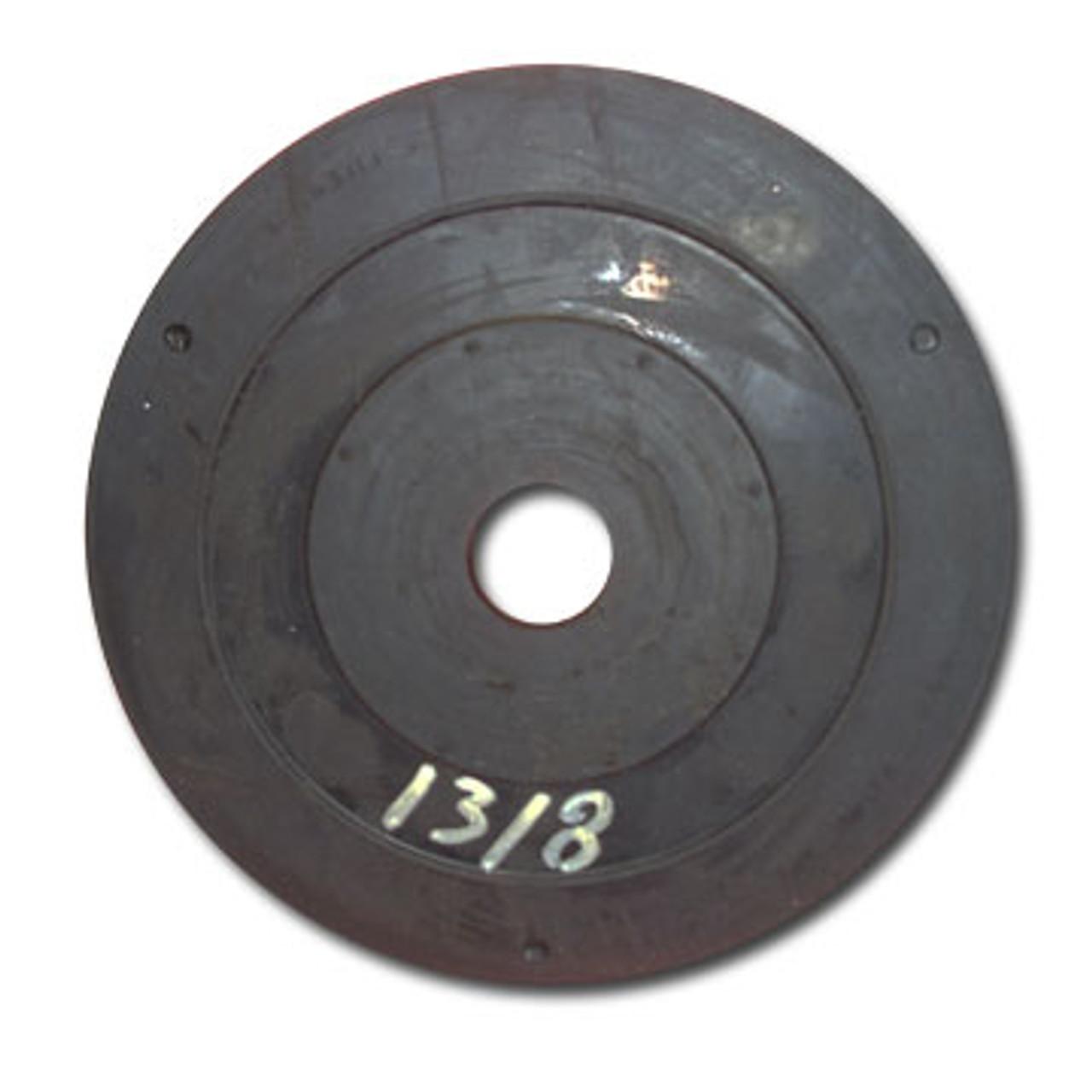 """RW 1.37 Rod Wiper 1.37"""" Rod Size 1.66"""" Fits DW 820, 920, VM 7x11, 10x15 and Case D-6"""