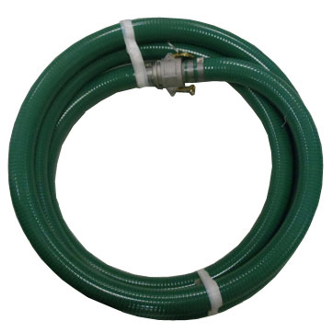 "HA GD1550-Q 1.50"" x 50' Green, Quick Coupled M x F Andrews Aluminum"