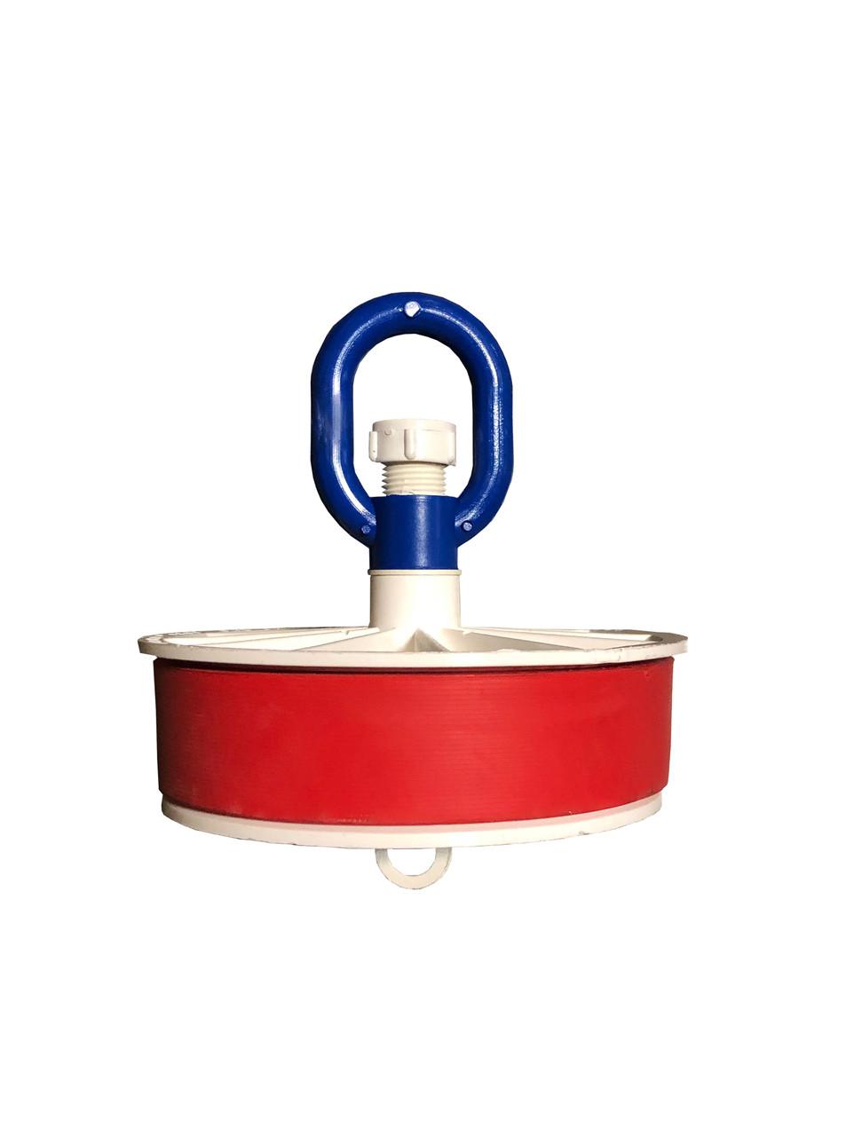 Kwikie Duct Plug with Loop Nut