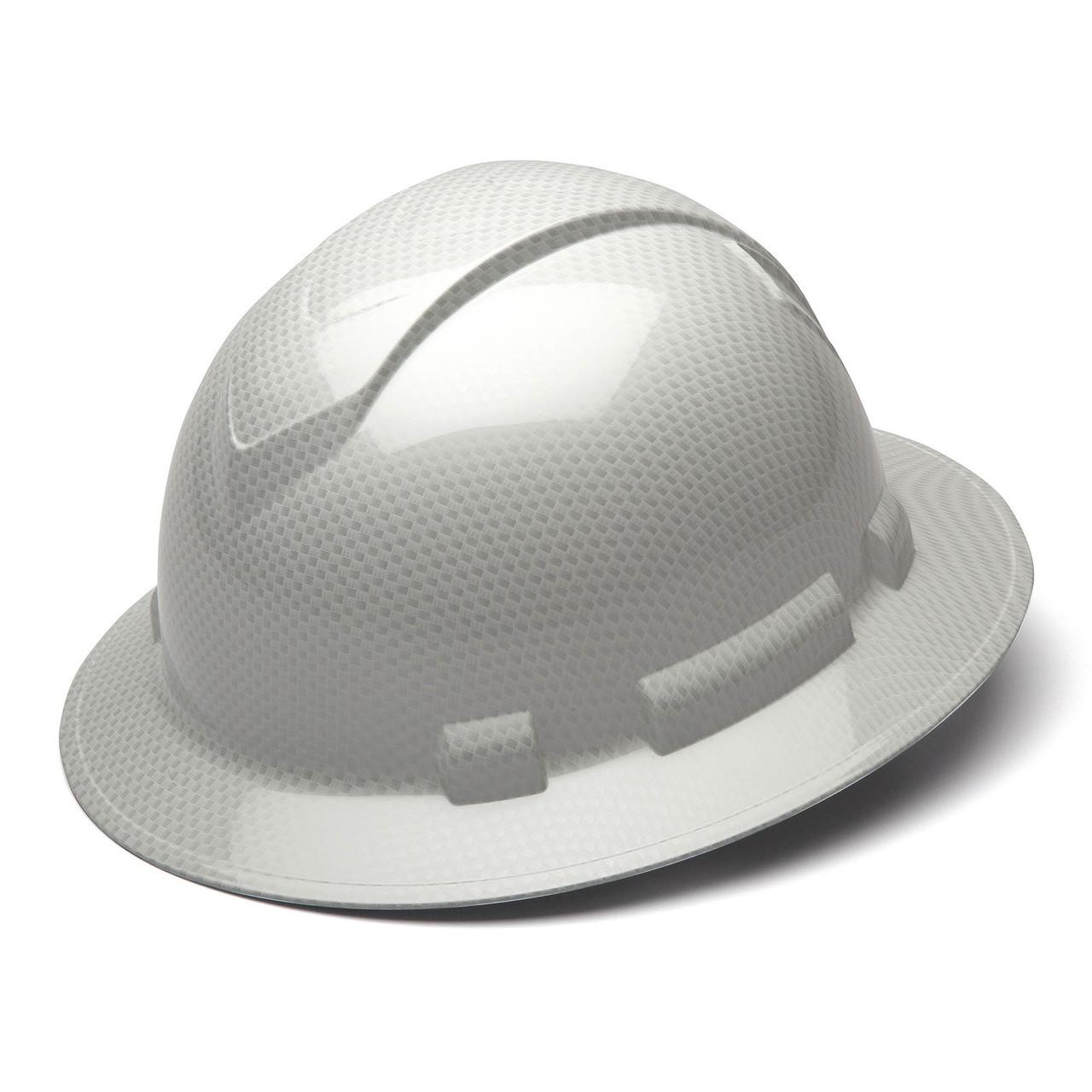 Hard Hat, SHINY, White Ridgeline