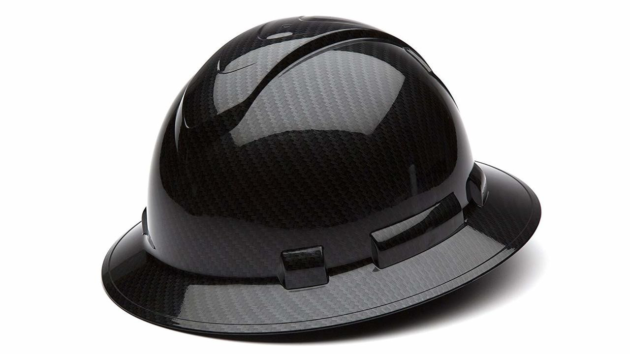 Hard Hat, SHINY, Black Ridgeline
