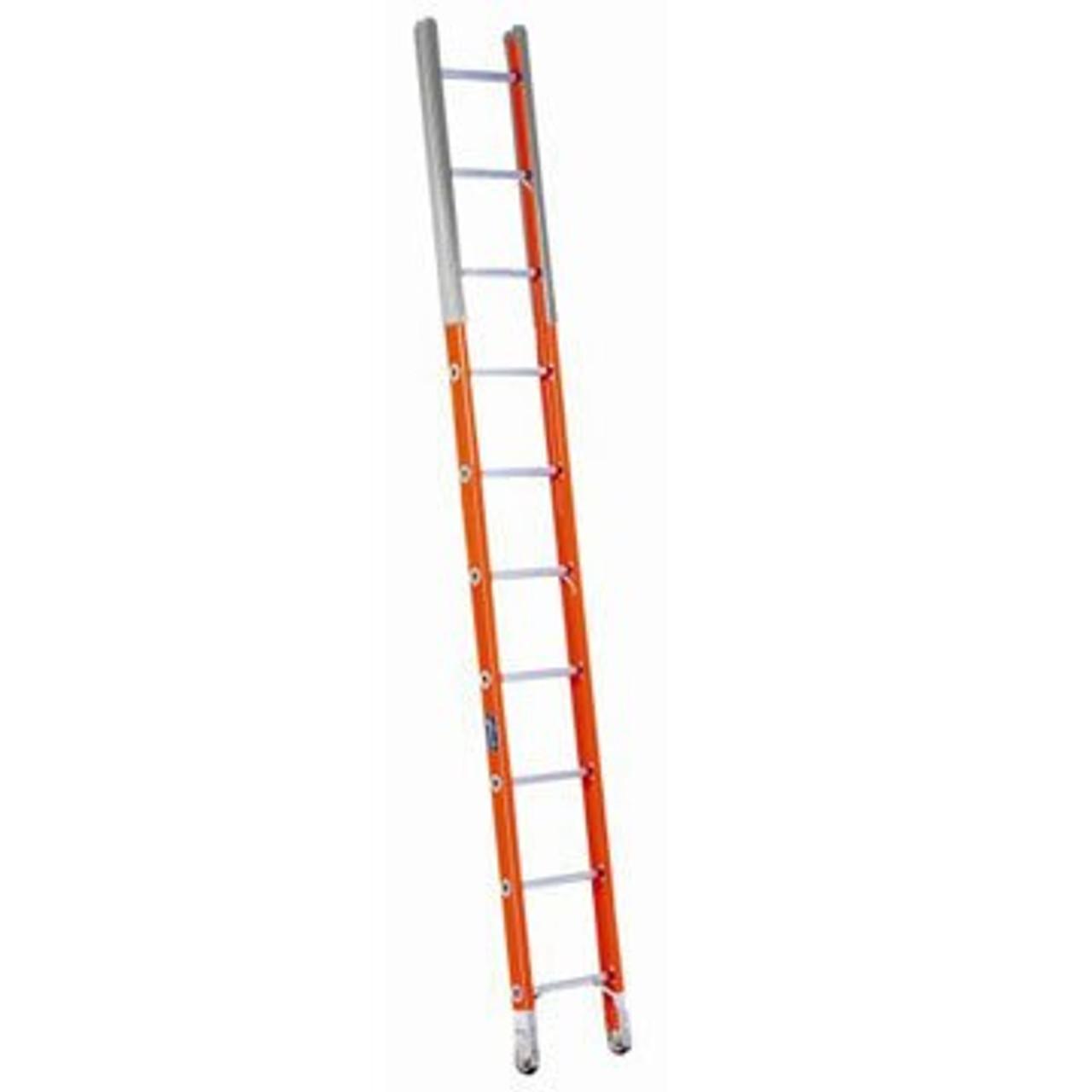 14' Fiberglass Manhole Ladder - LL FE8914
