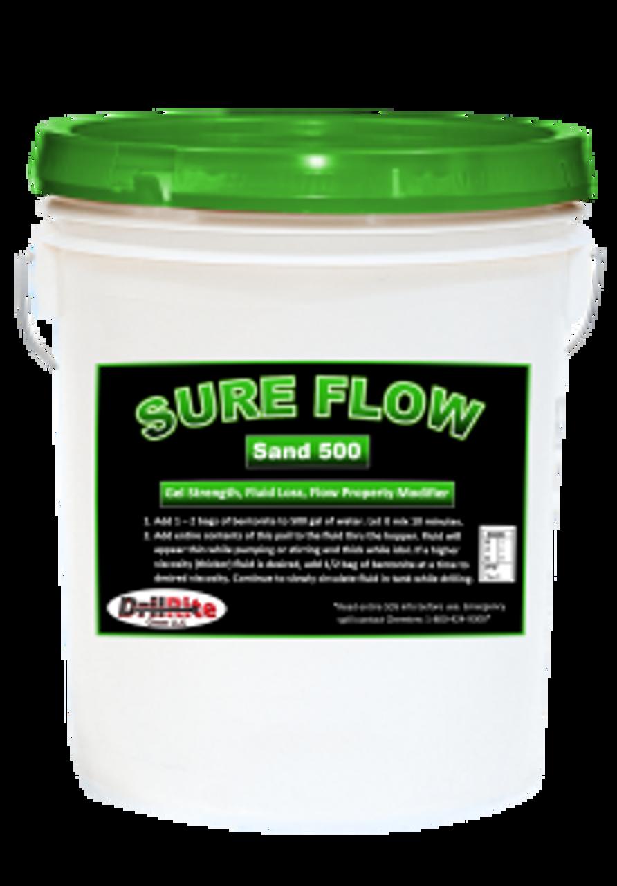 SureFlow Sand 500  Gel, Fluid