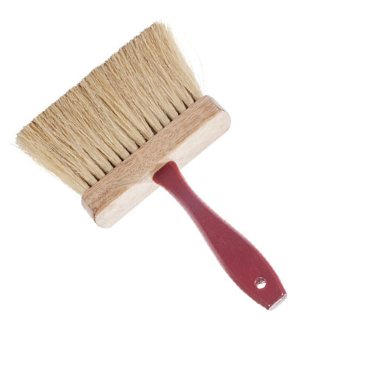 """6.5"""" White Tampico Water Paint Brush - MAG 561"""