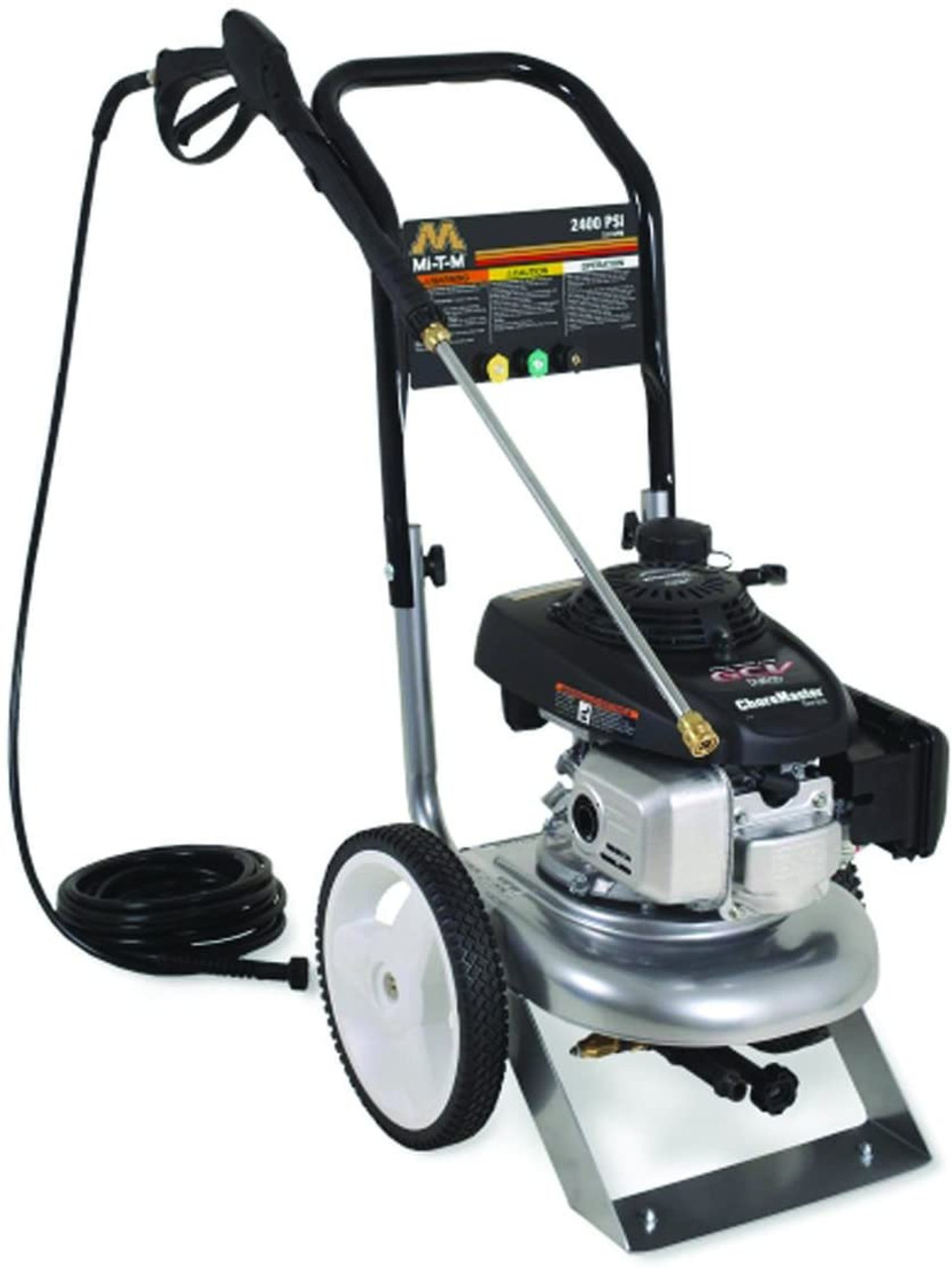 2600 PSI Pressure Washer - 160cc Honda OHC Engine (MI CV-2600-0MHC)