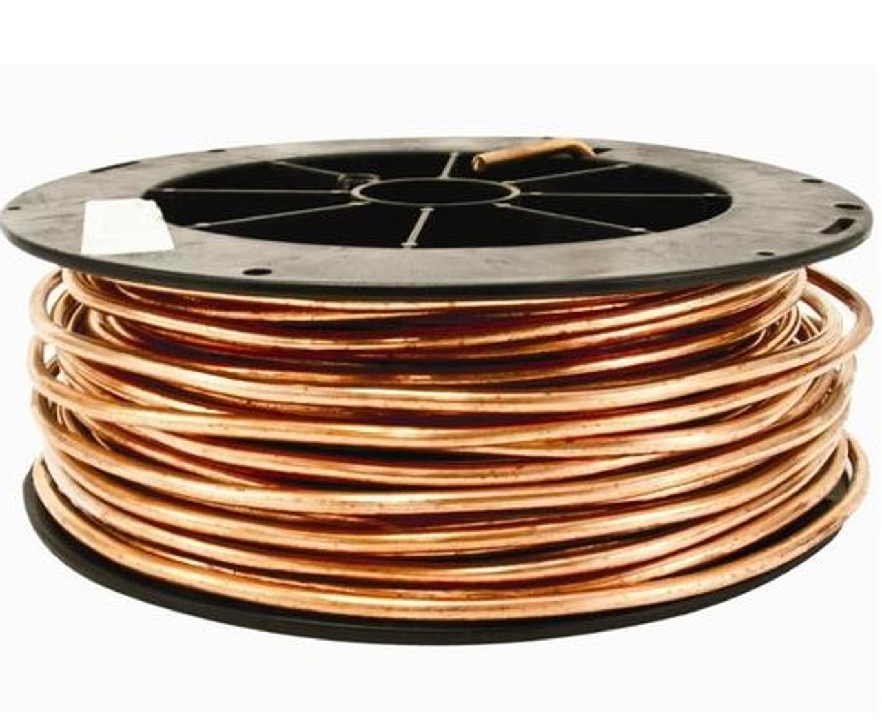 Solid Bare Copper Wire 315' Reel - SW060062c362