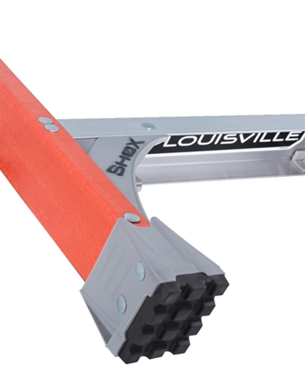 8' Fiberglass Step Ladder 300lb Capacity LL FS1508