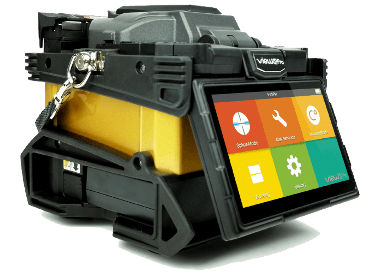 View 5 PRO Core Alignment Fusion Splicer w/ Cloud-Based System - INNO VIEW 5 PRO KIT