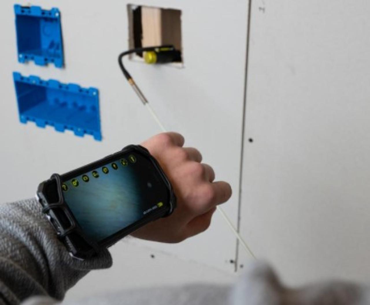 Ferret Plus - Multipurpose Wireless Inspection Camera & Cable Pulling Tool