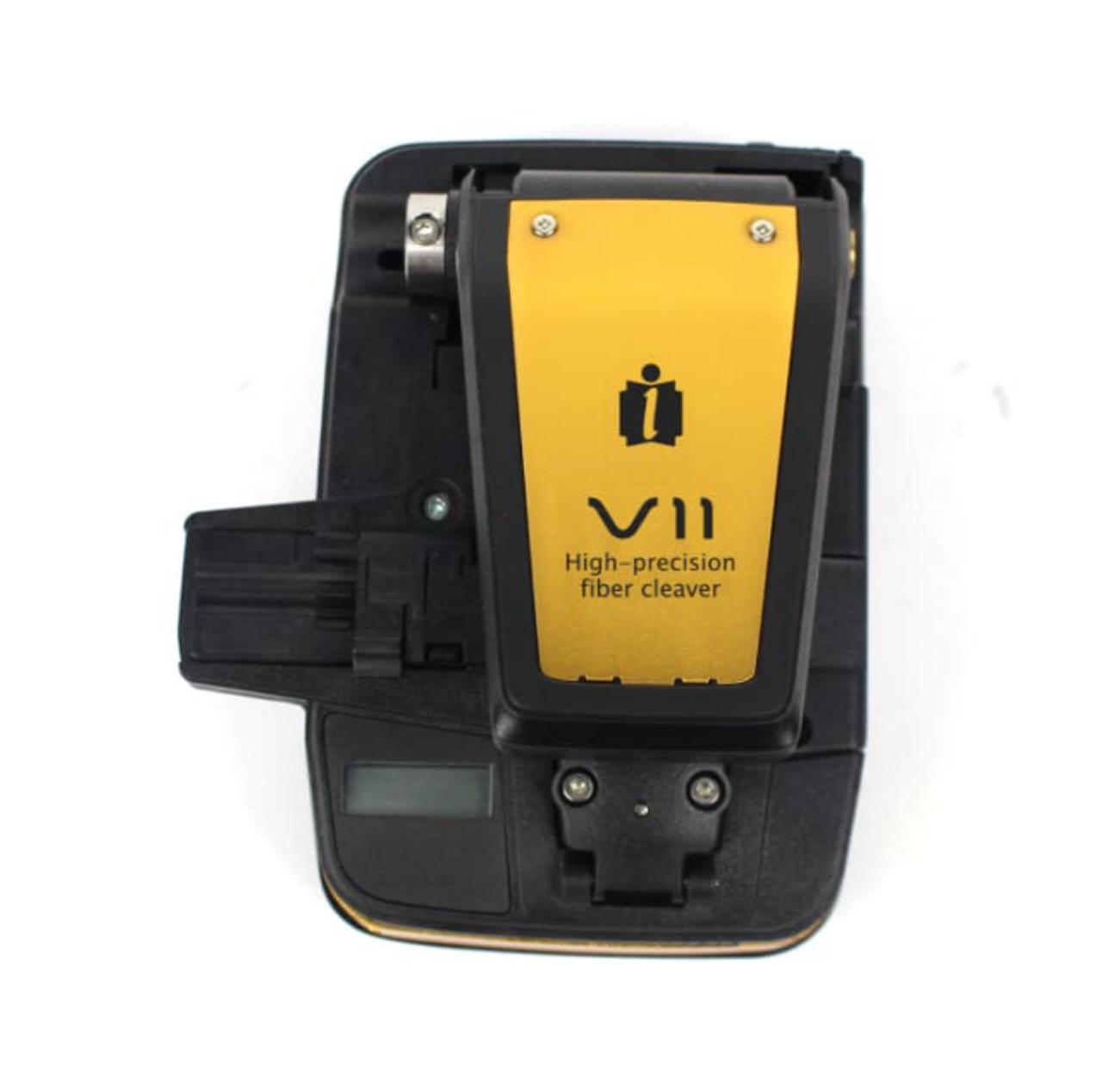 V11 High Precision Fiber Optic Cleaver (INNO V11)