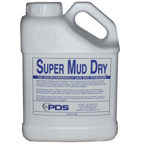 DF SUPERDRY 7 Super Mud Dry Environmentally Safe Soil Stabilizer