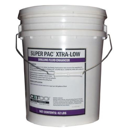 DF SUPER PAC SUPER PAC™ XTRA-LOW Liquid Polyanionic Cellulosic Polymer