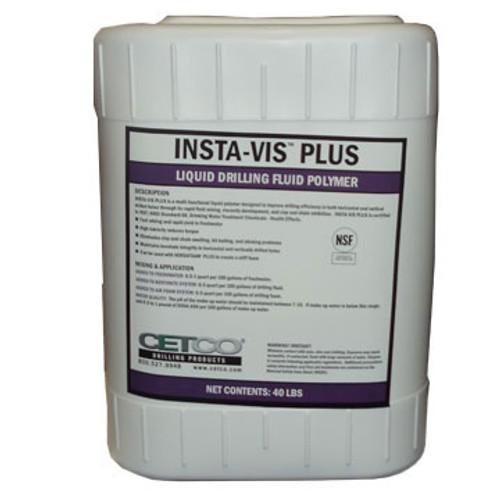 DF INSTAVIS1 INSTA-VIS™ PLUS Liquid Drilling Fluid Polymer