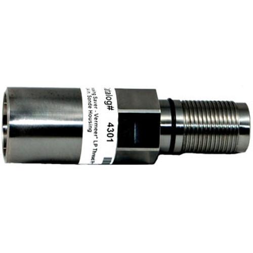 "RH 4301 Housing Saver 1-5/8"" Vermeer Low Profile Pin (2-3/4"" Rotolock)"
