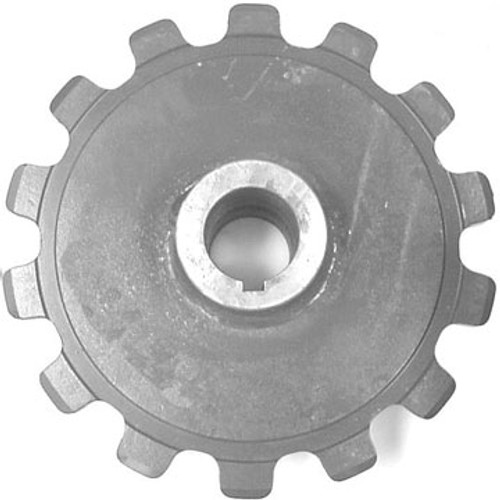 """CA126172A1 14 Tooth One Piece Auger Drive Sprocket with 2.000"""" Bore"""