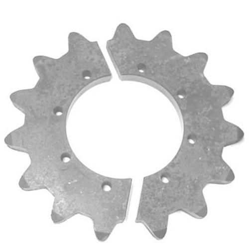 "CA104152A1 15 Tooth Split Head Shaft Drive Sprocket 2.65"" Chain"