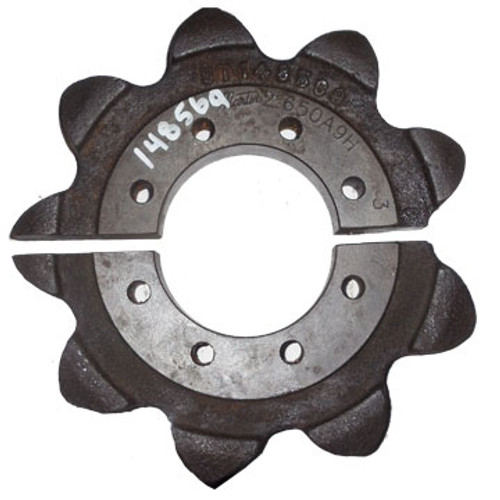 CA148569 9 Tooth Split Head Shaft Drive Sprocket