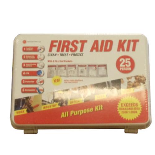 ERB-GFAP-21-06 25-Person First Aid Kit
