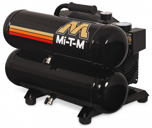 MI AM1-HE02-04M 4.2 CFM Electric Air Compressor - Work Pro Series