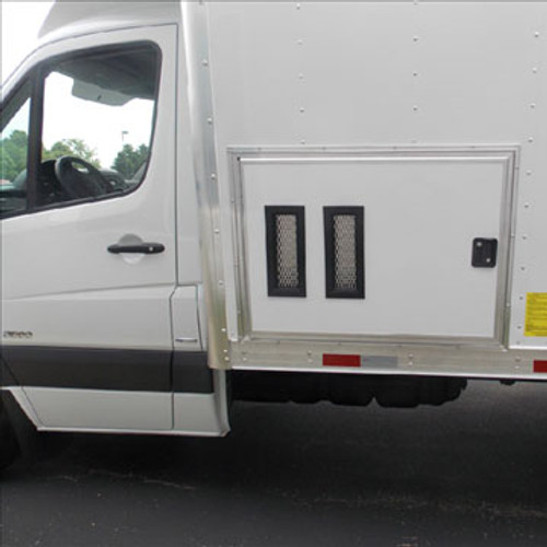 FST MTFSV Fiber Splicing Van