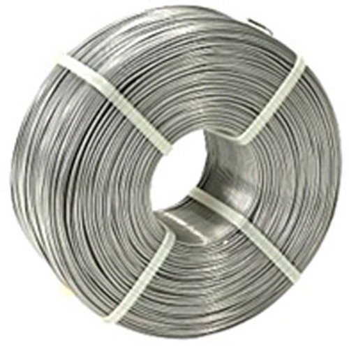 "AE 045SS 430ACW 430 Stainless Steel Lashing Wire, Size .045"", Tensile Strength 75,000 - 95,000 PSI, 1200' per Coil"