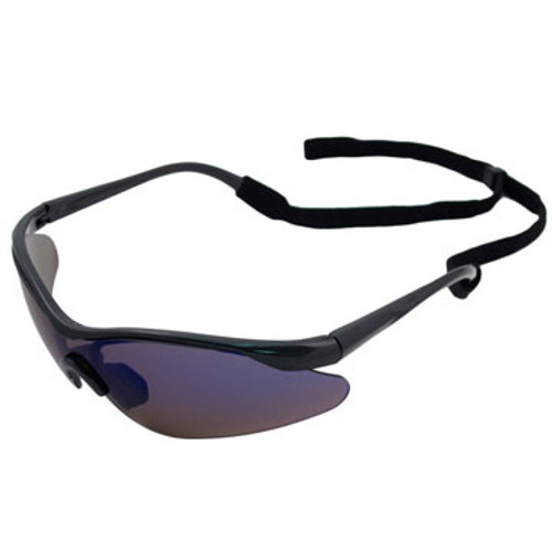 ERB-16856 Maltese Black Smoke Safety Spectacles. Refer to ANSI Z87.1 to insure you are using proper protection.