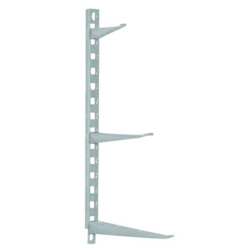 Condux Cable Rack Hooks are designed to fit snugly into the rack slots. They feature turned up ends to prevent cable or rack insulators from slipping off.