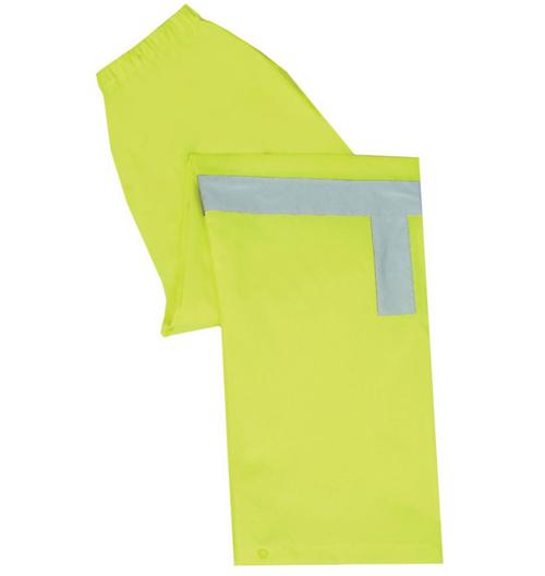 Rain Pant ANSI Class E Lightweight Hi-Viz Lime