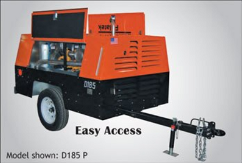 D210-D375 Series Portable Compressors