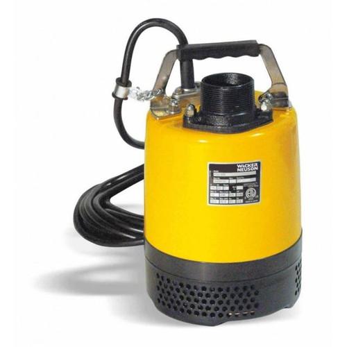 """WK 0009113 PS2 500  2.00""""  Wacker Submersible Pump  Top Discharge"""