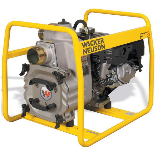 "WK 0009098 PT3A   Wacker 3.00"" Trash Pump With Honda Engine"