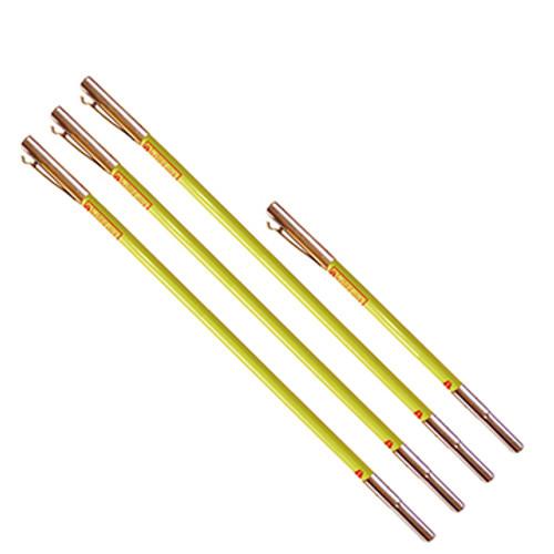 Jameson FG Series Fiberglass Pole Set FG-6/3