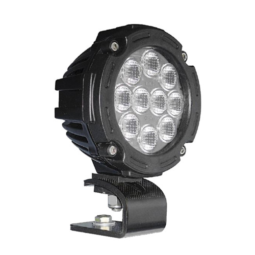 22-watt HDI Series LED Equipment Light, Spot/Wide Beam