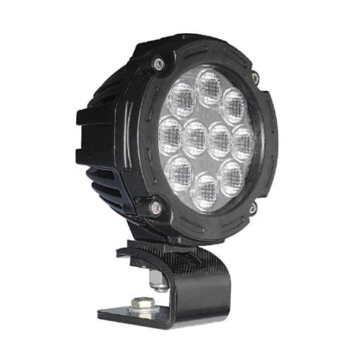 22-watt HDI Series LED Equipment Light, Spot/Wide Beam