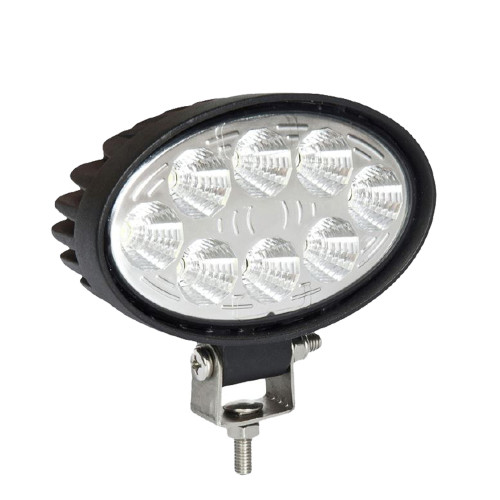 18-watt JLite LED Equipment Light, Flood Beam