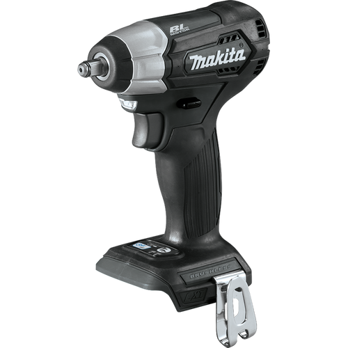 "Makita XWT12ZB  18V LXT® Lithium‑Ion Sub‑Compact Brushless Cordless 3/8"" Sq. Drive Impact Wrench, Tool Only"