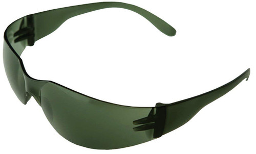 ERB 17511 iProtect Safety Glasses, Smoke Frame with Smoke Anti-Fog Lens