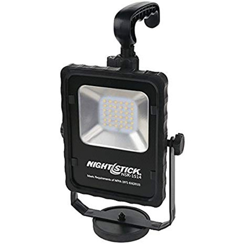 Rechargeable LED Area Light w/ - NIGHTSTICK NSR-1514