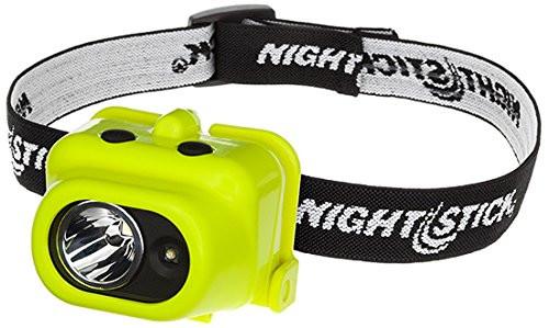 Green LED Dual-Light Headlamp - NIGHTSTICK XPP-5454G