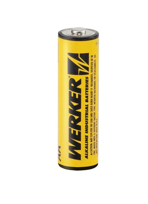 Werker AA Alkaline Battery  12 - BAT AA
