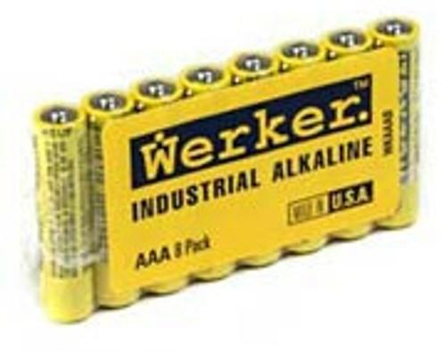 Werker AAA Alkaline Battery  1 - BAT AAA
