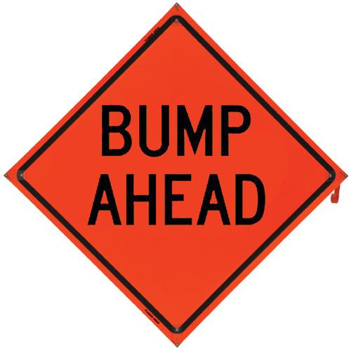 BUMP AHEAD Vinyl NF Orange Com - B NV4848BAOC