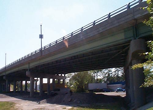 Condux Underbridge Conduit Support Systems